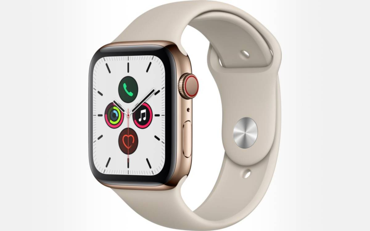 Apple Watch Series 5 en promotion