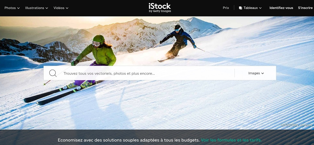 Banque d'images iStock by Getty Images