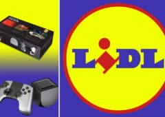 Console jeu Lidl