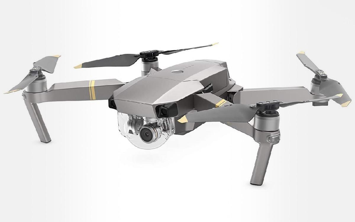 Drone DJI Mavic Pro Platinium