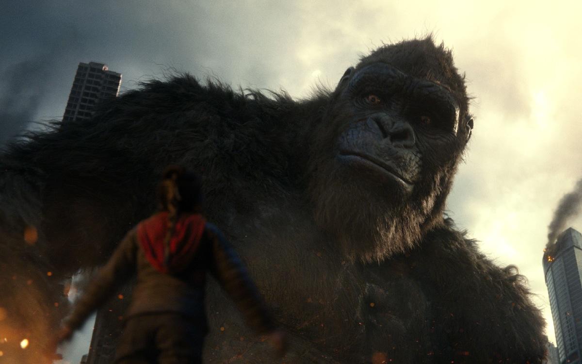 Gozilla vs Kong