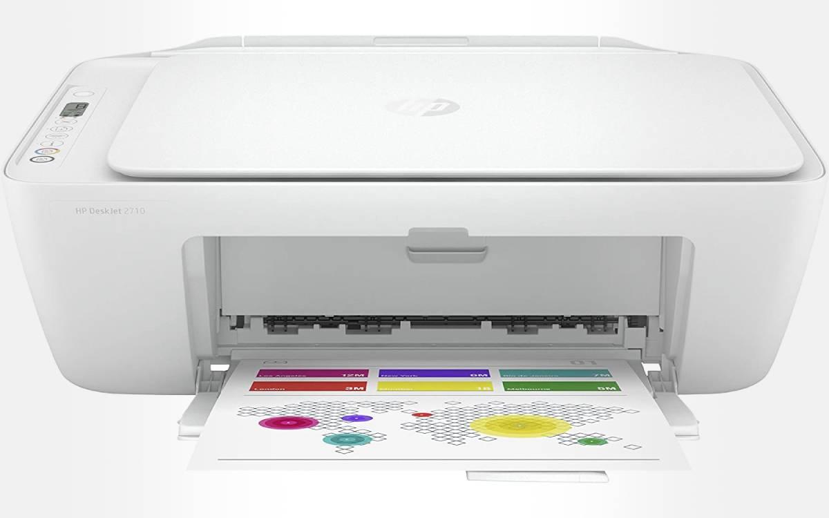 imprimante HP DeskJet 2710 pas chère