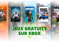 Jeux gratuits Xbox