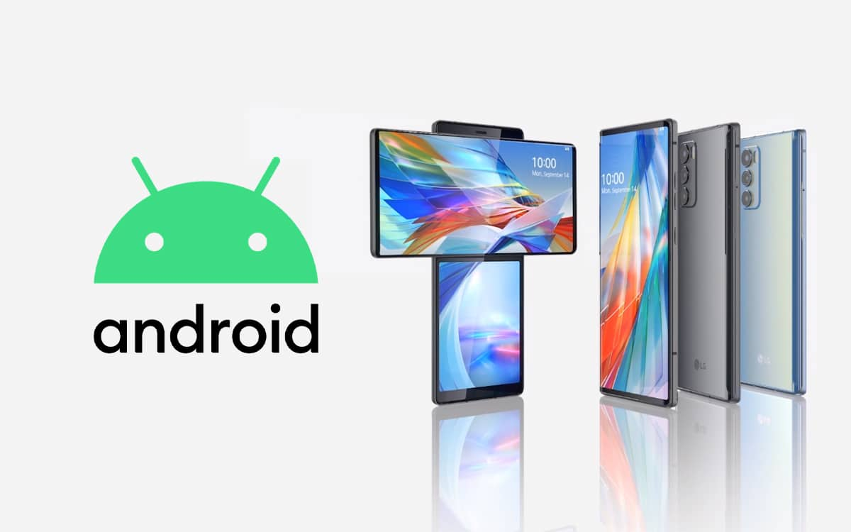 LG suivi Android - LG will continue to roll out Android 12 updates to select smartphones