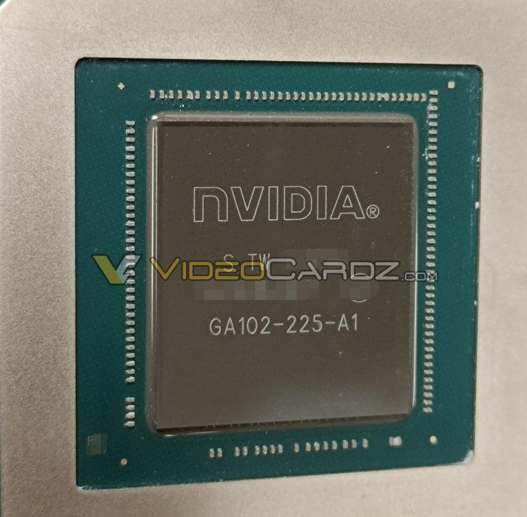 Nvidia GA102-225 GPU