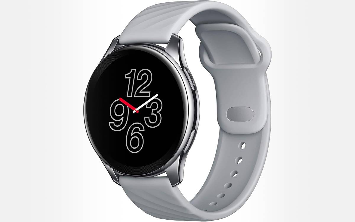 OnePlus Watch en promotion
