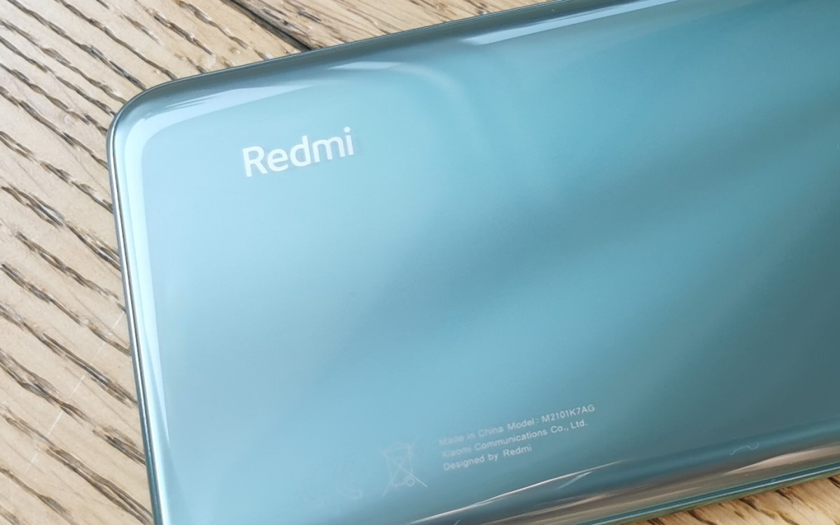 Redmi Note 10 logo