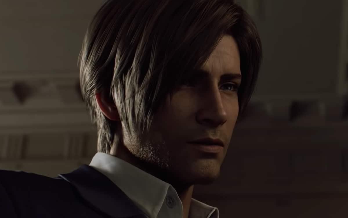 Resident Evil Infitnite Darkness