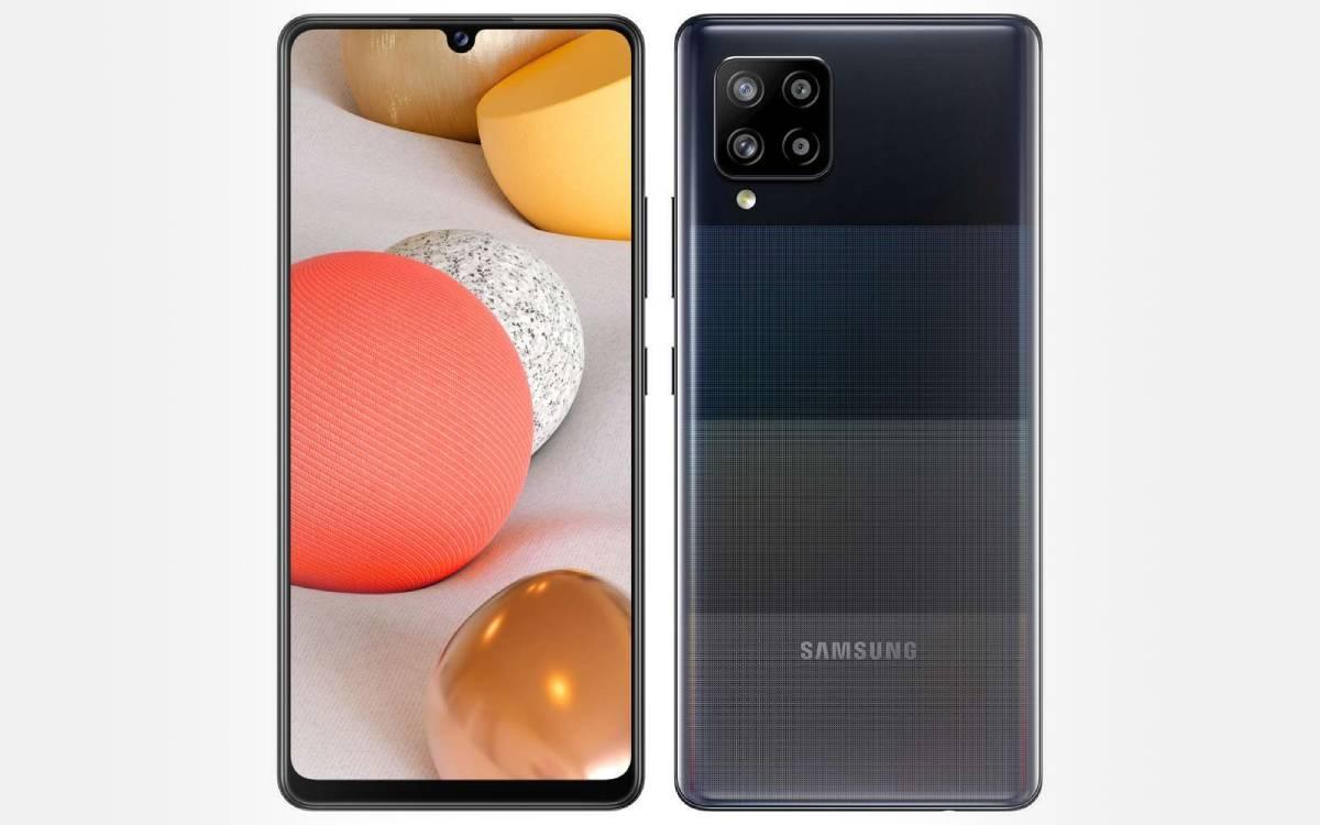 Samsung Galaxy A42 pas cher