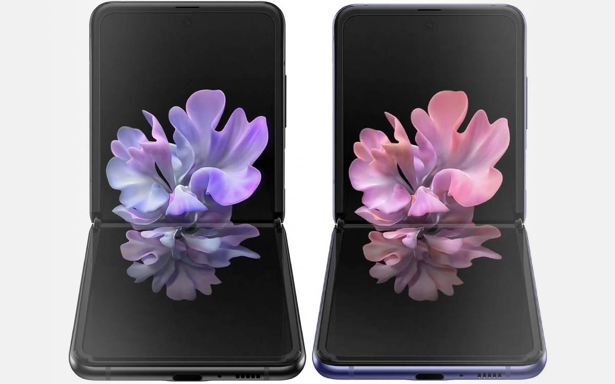 Samsung Galaxy Z Flip à prix cassé