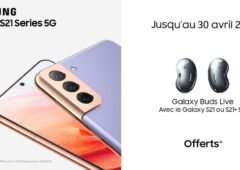 Samsung S21 + buds Live
