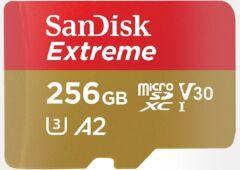 SanDisk Extreme 256 Go