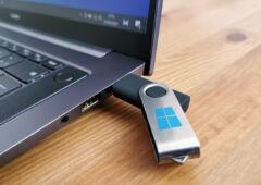 Windows 10 installation cle USB