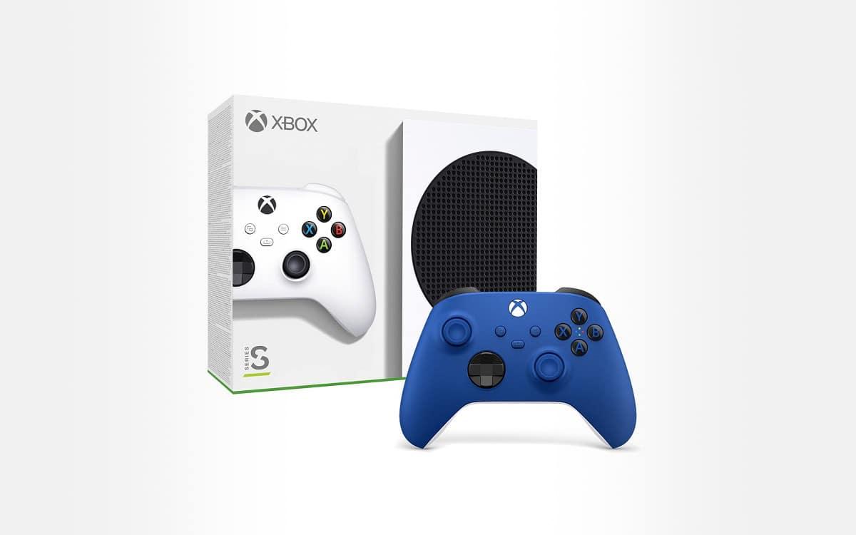 Xbox Series S + manette