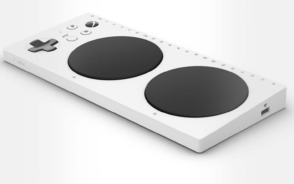 Xbox adaptative controller
