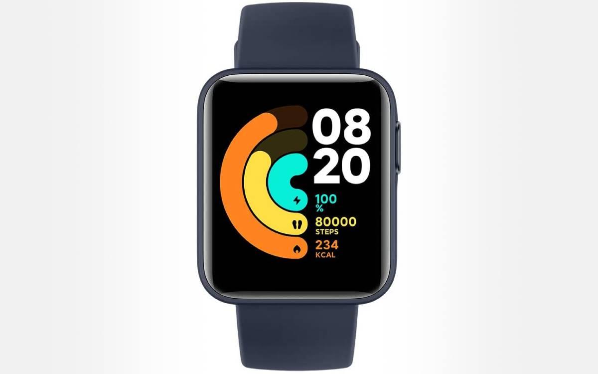 Xiaomi Mi Watch Lite au meilleur prix