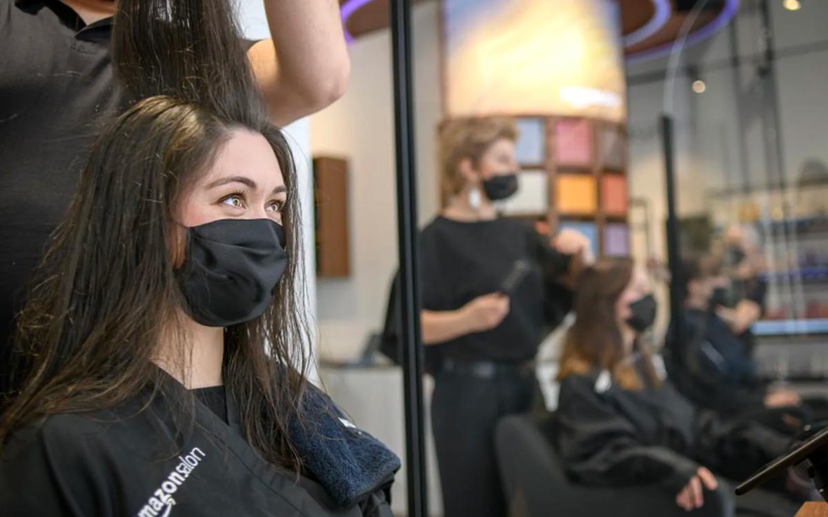 Amazon Hair Salon de coiffure
