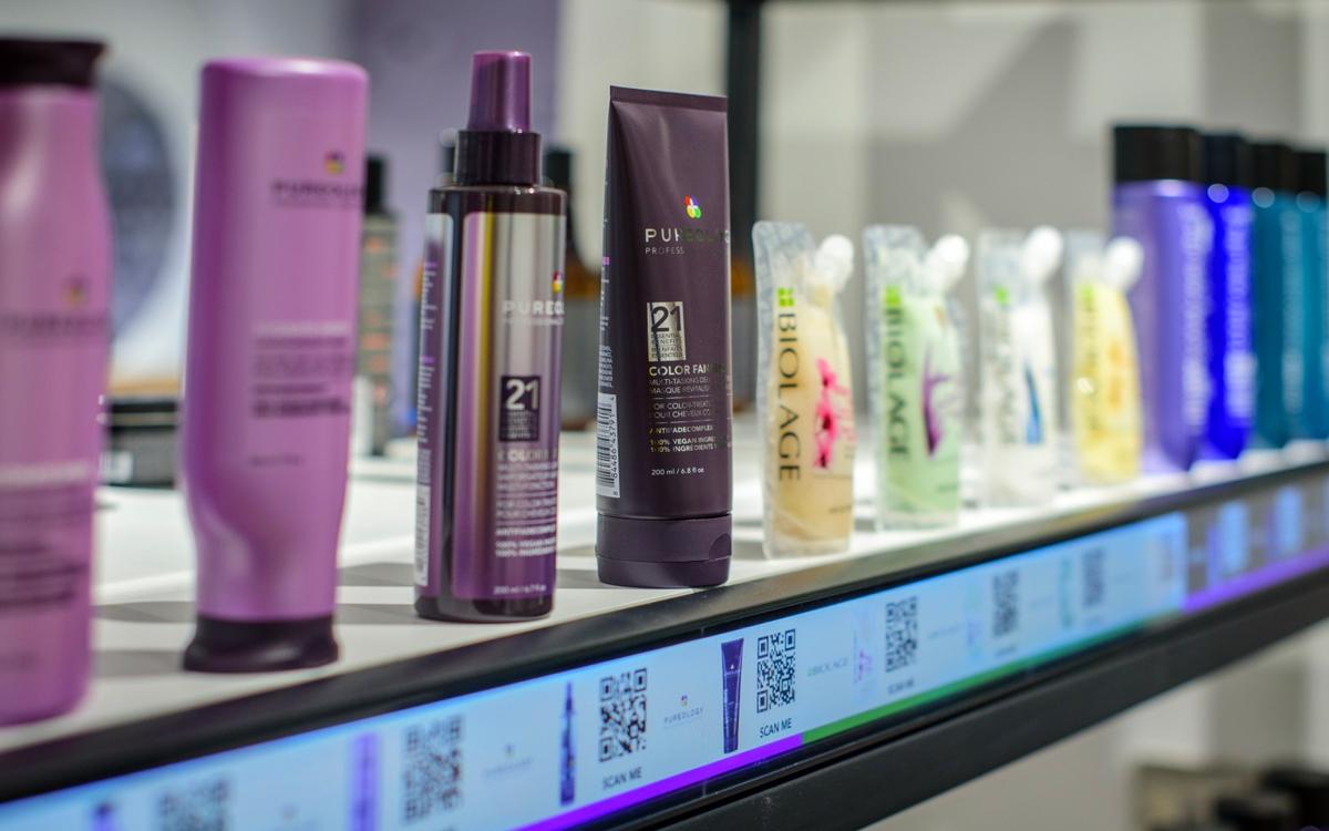 Amazon Hair Salon produits