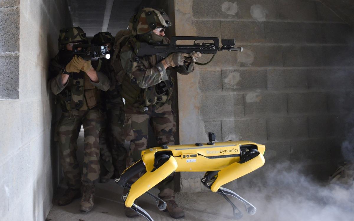 armee robot