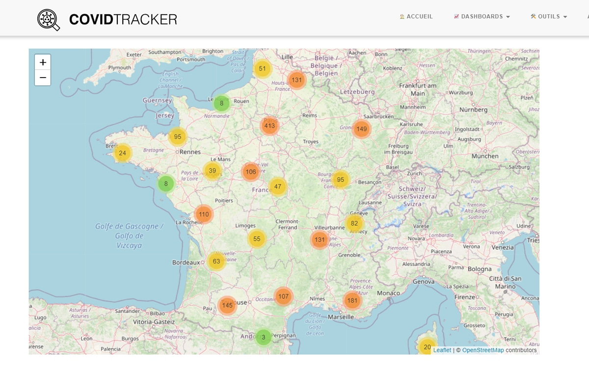 covid tracker