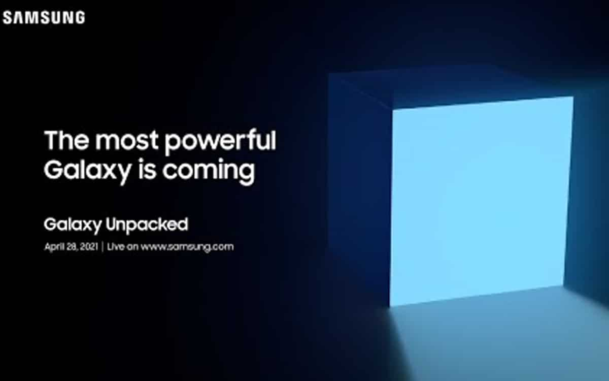 galaxy plus puissant samsung unpacked