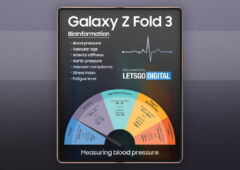 galaxy z fold 3 tension artérielle