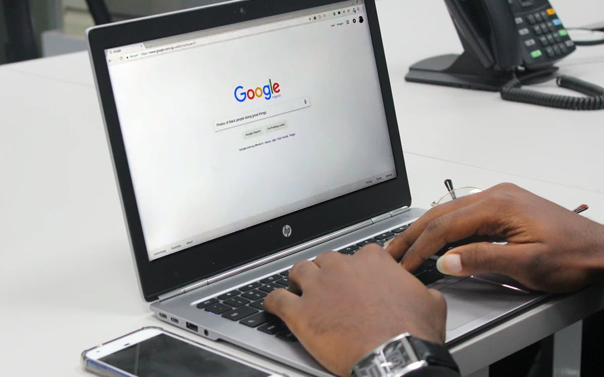 Google raccourci