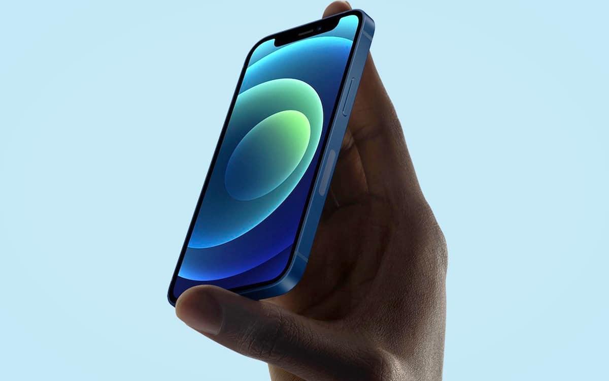 iPhone 12 mmWave