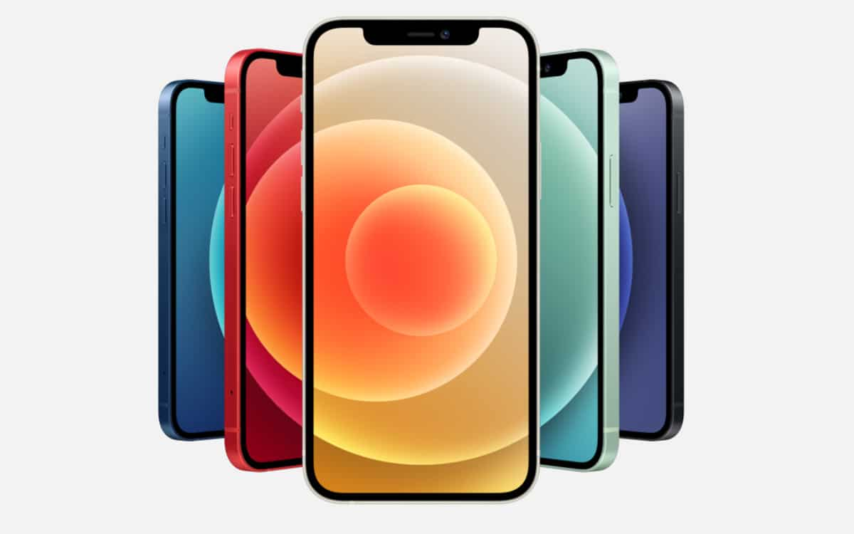 iphone 12 ventes janvier - Apple and iPhone 12 topped sales in January 2021