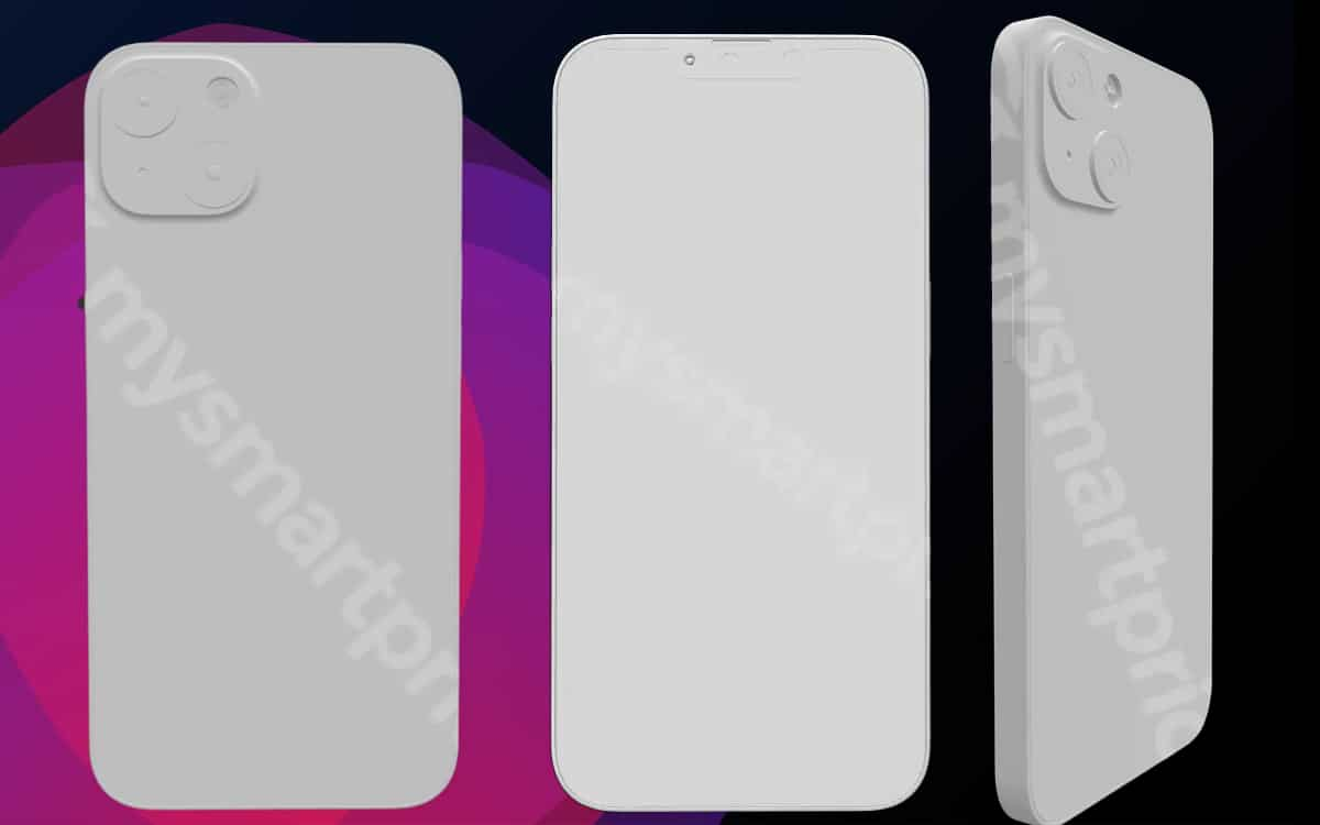 iphone 13 design - iPhone 13: discover the new design of the camera - PhonAndroid