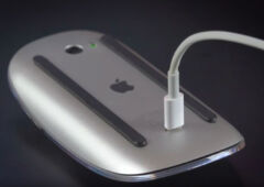 magic mouse recharge
