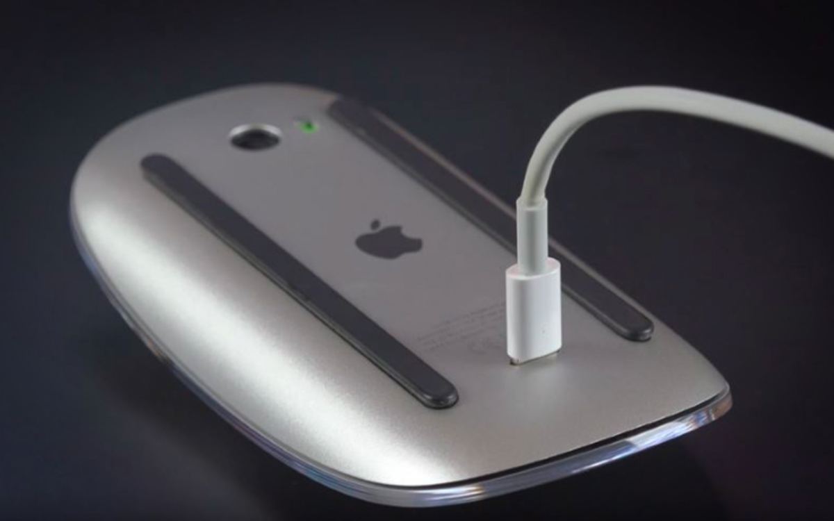 Recharge Magic Mouse