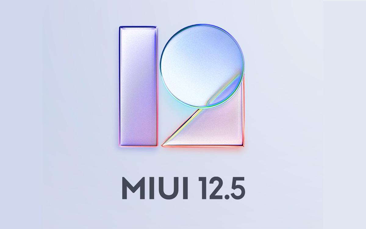 miui deploiement - MIUI 12.5: Xiaomi deploys its overlay on six additional smartphones
