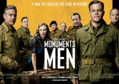 monuments men disney