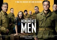 monuments men disney