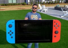 nintendo switch XXL