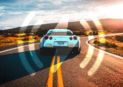 recharger voiture en roulant
