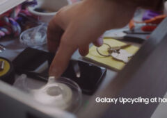 samsung galaxy upcycle tiroir