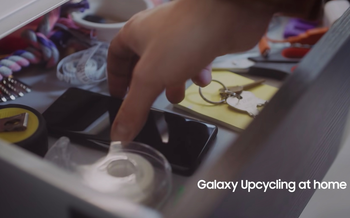 Samsung Galaxy Upcycle