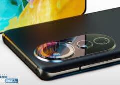 smartphone huawei p50