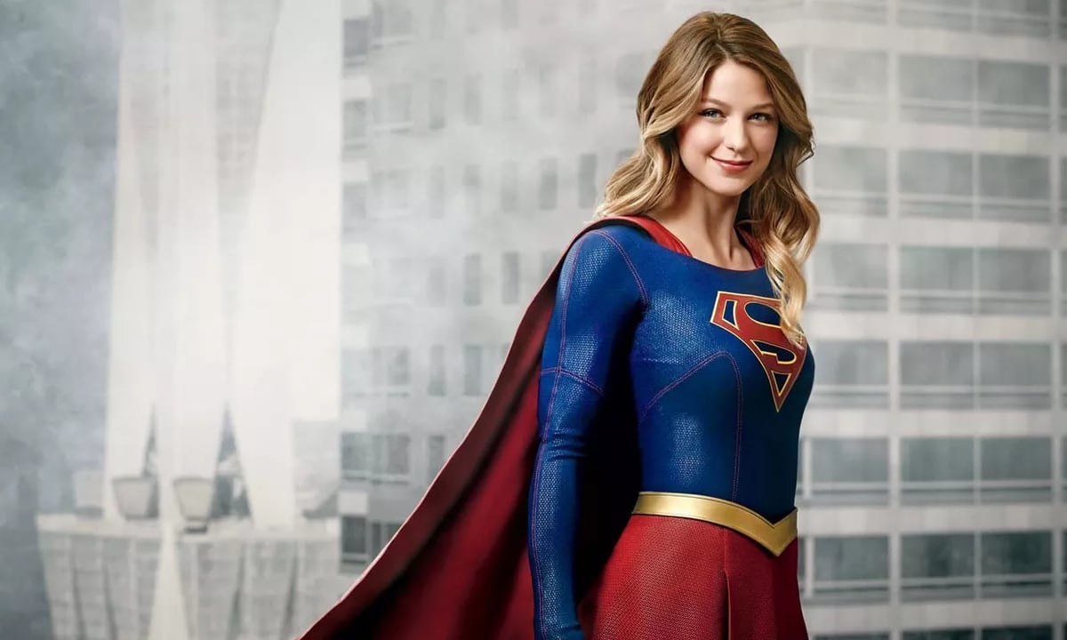 supergirl film dc comics extended universe