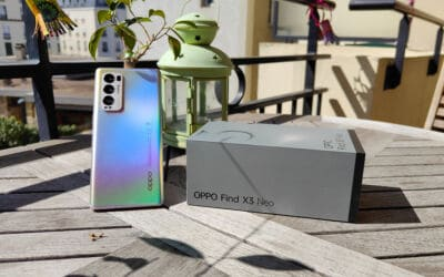 test oppo find x3 neo