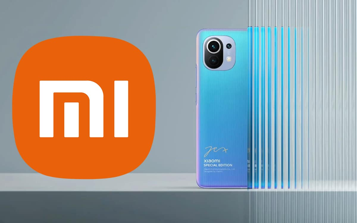 xiaomi logo argent - Xiaomi paid a design star € 256,000 to round the edges of its logo!  - PhonAndroid
