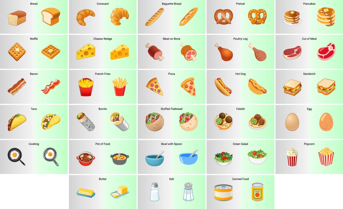 Android 12 emoji 3