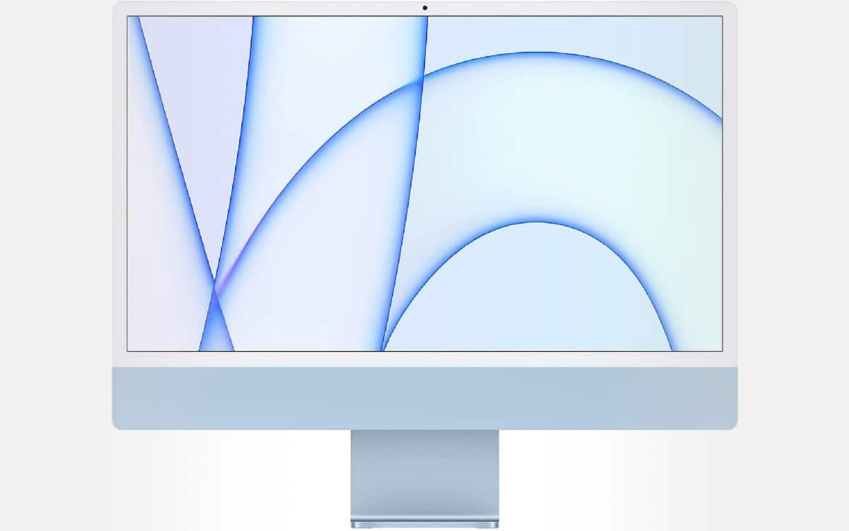Apple iMac M1 meilleur prix