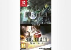 Final Fantasy 7 et 8 Remastered