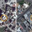 Gaza Google Maps