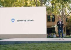 Google Secure by default