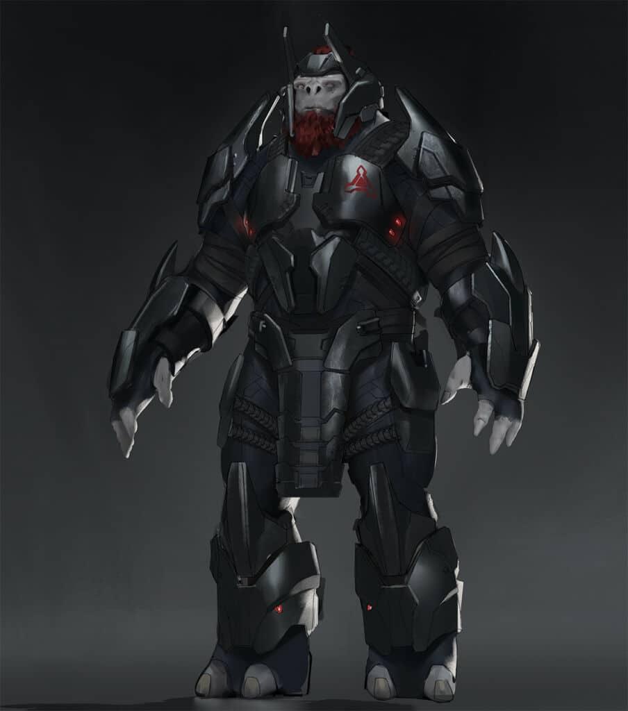 Halo Infinite Brute 2