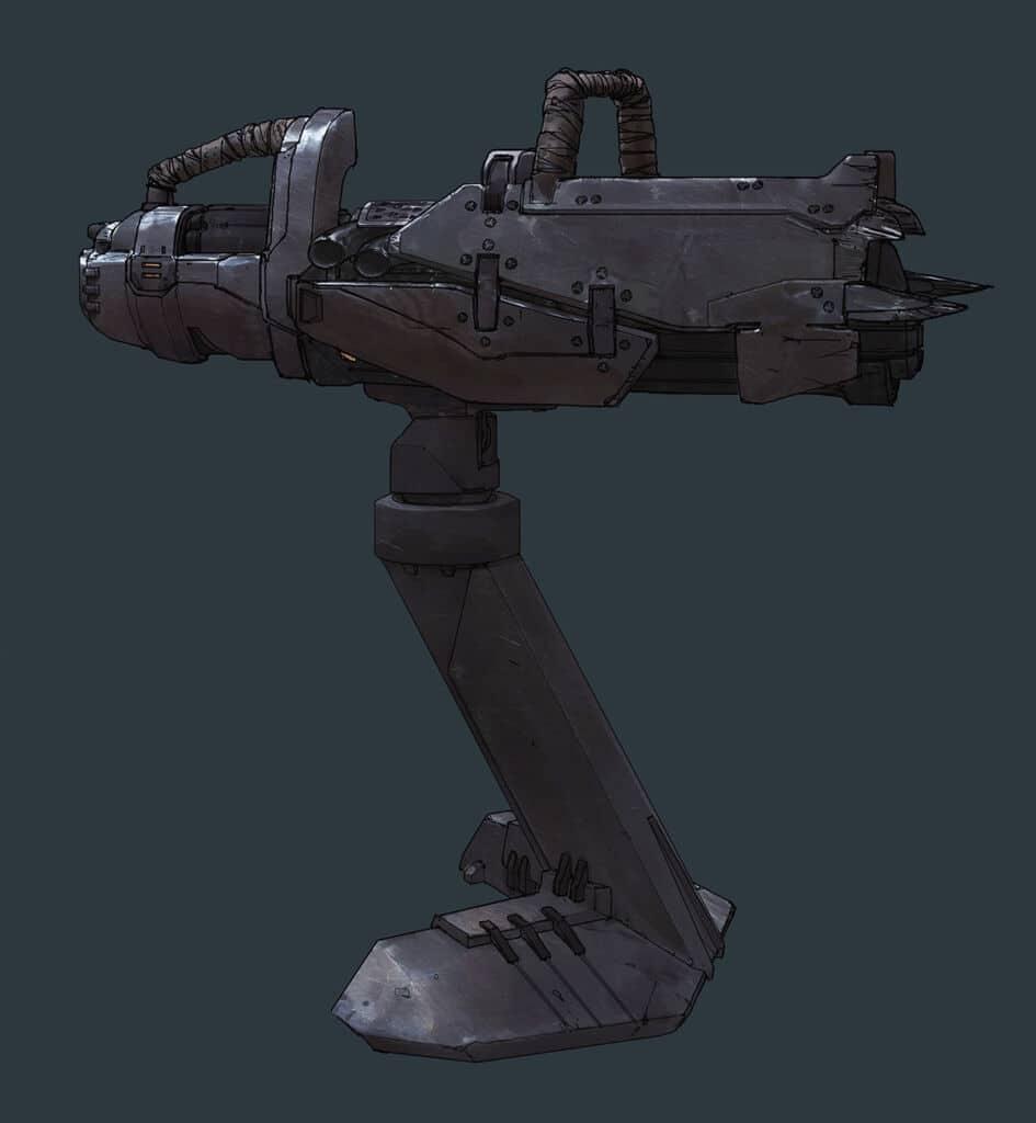 Halo Infinite Scrap Cannon
